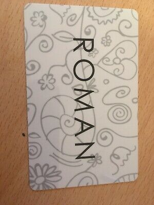Roman Origionals Clothing Giftcard