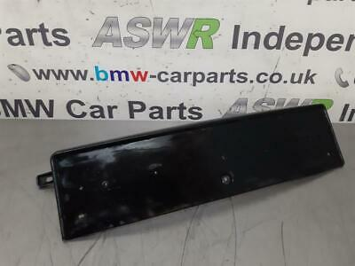 BMW E31 8 SERIES Front Number Plate Holder/Plinth 51111940739
