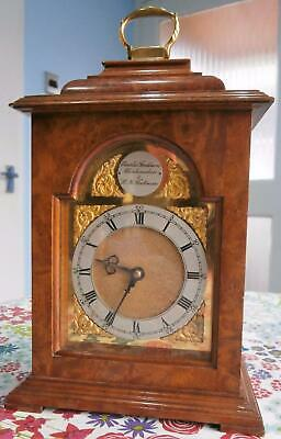 Charles Frodsham Burr Walnut 8 Day Serviced Timepiece