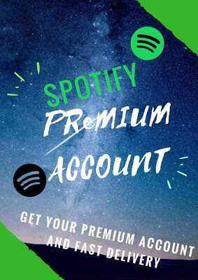 [300+ Sold Relisted] 12 Months Spotify Premium (Family Plan) -Worldwide-Warranty