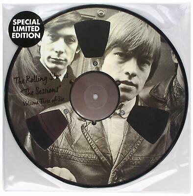 Rolling Stones - The Sessions Vol. 3 (Picture Disc) Vinyl