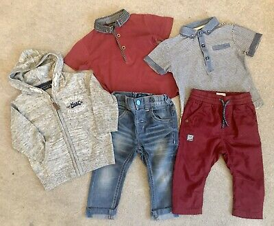 9-12 Months Boys Next Clothes Bundle