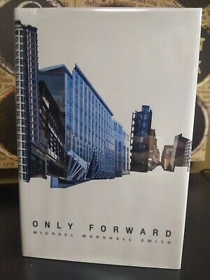 ONLY FORWARD Michael Marshall Smith Signed Limited Hardcover Subterranean Press