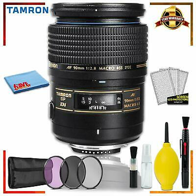 Tamron 18-400mm f/3.5-6.3 Di II VC HLD Lens for Nikon F (Intl Model) + 3pcs UV L