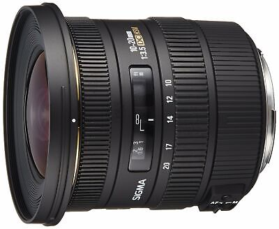 Sigma 10-20mm f/3.5 EX DC HSM ELD SLD Aspherical Super Wide Angle Lens for Canon