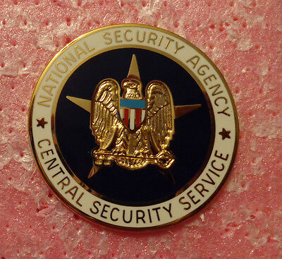 National Security Agency, Central Security Service, Staff Id Breast Badge
