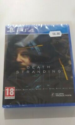 Death Stranding PS4 ITALIANO-NUOVO