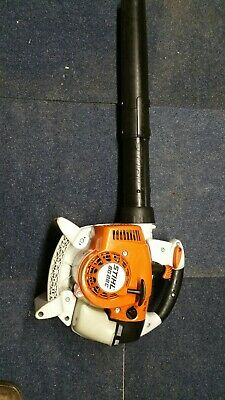 STIHL BG86CE Ergo Start Petrol Blower - Orange 2016 new £330