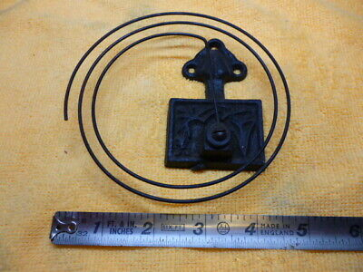 Antique Chime Assembly one rod gong clocks