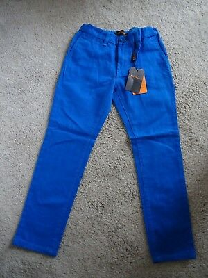 Ben Sherman Boys Blue Jeans 6-7 years New