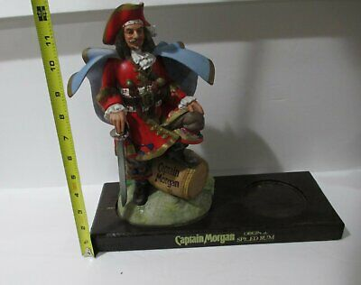 Captain Morgan Original Spiced Rum Display Bottle Holder