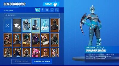 fortnite account Exclusive skins Black Knight