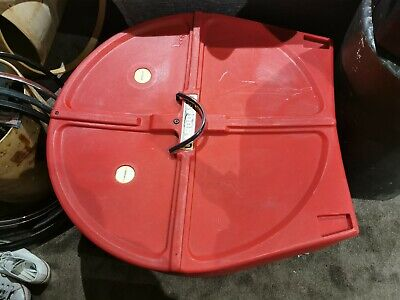 Hardcase 24 Inch Bass Drum Case With Wheels