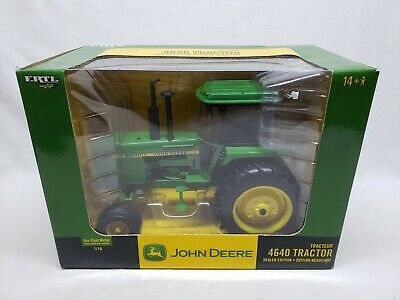 1/16 ERTL BRITAINS Dealer Edition - John Deere 4640 Tractor #15823 New in box