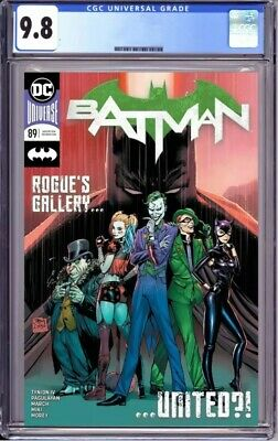 Batman #89 Cover A CGC 9.8 1st Print 1st App Punchline Joker Preorder SOLD OUT