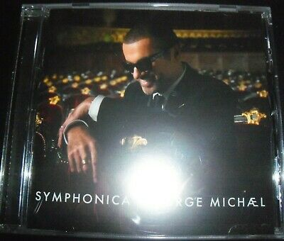 George Michael Symphonica (Australia) CD – New