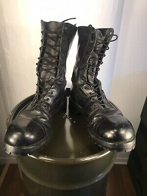 Canadian Army Garrison boots size: 8 MEN US