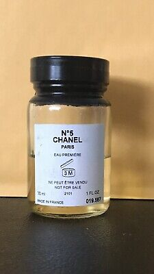 Authentic Chanel NO 5  Eau Premiere Perfume, 1 oz, 30 mL