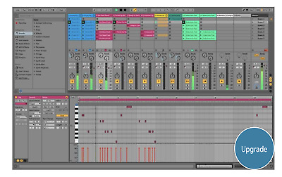 Ableton Live 10 Suite - Upgrade from Live 1-10 Lite