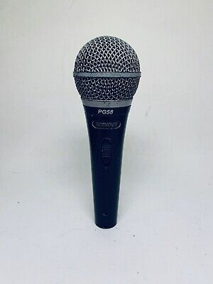 Shure PG58 Dynamic Cable Professional Microphone