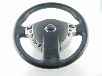 ⋆ Nissan Qashqai 2007-2013 Original Leather Steering Wheel / 100% OK WARRANTY ⋆