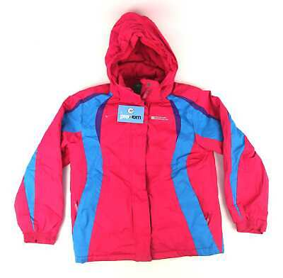 Mountain Warehouse Girls Pink Blue Purple Winter Snow Cosy Fleece Lined Removabl