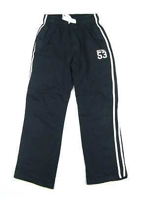 Next Girls Grey Tracksuit Bottoms Age 11