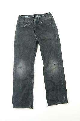 Gap Boys Grey Plain Jeans Age 7