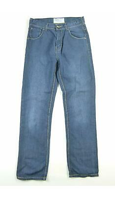 Matalan Boys Blue Plain Jeans Age 13
