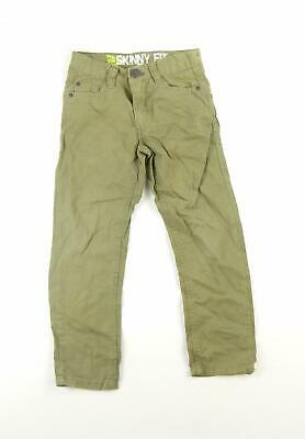 Urban Outlaws Boys Green Jeans Age 6-7