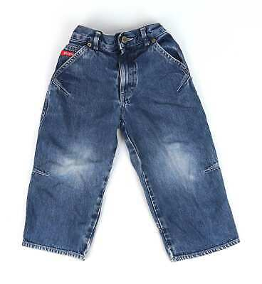 Marks & Spencer Boys Blue Jeans Age 3
