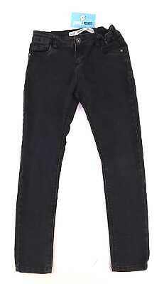 Denim Co Boys Black Skinny Casual Jeans Age 9-10