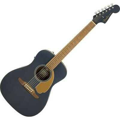 Fender Malibu Player Midnight Satin Westerngitarre | Neu