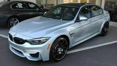 2017 17 plate  BMW M3 3.0 M3 COMPETITION PACKAGE 4D 444 BHP