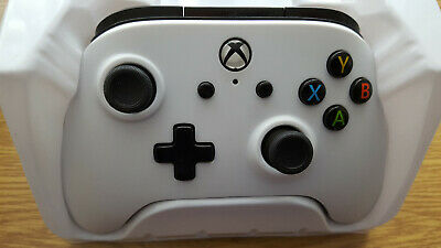 Microsoft Xbox One WHITE Enhanced Wired Controller