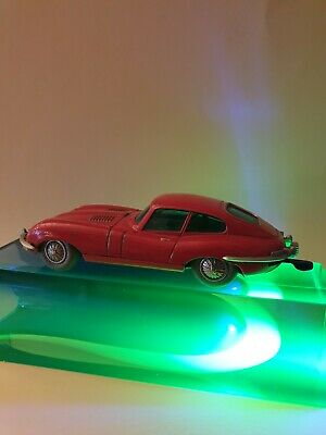 """Schuco Jaguar E """"Type. Micro Racer. Made in West Germany.1047/1"""