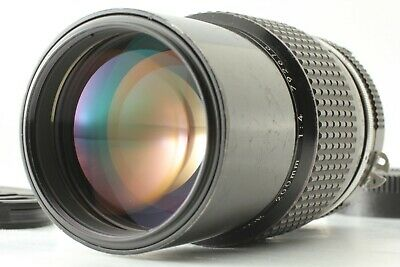 [Optical N Mint] Nikon Nikkor 200mm f/4 Ai SLR 35mm Film Camera From Japan #504
