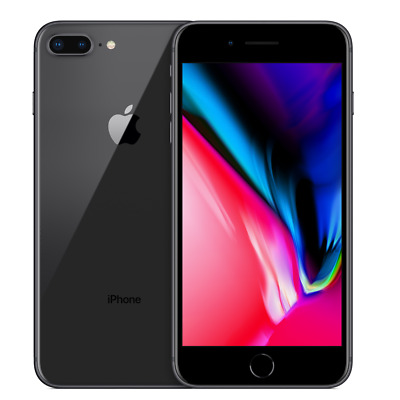 Iphone 8 Plus Ricondizionato 64Gb Grado B Nero Black Originale Apple Rigenerato