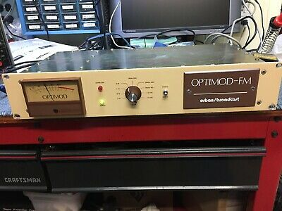 Orban Optimod 8000A