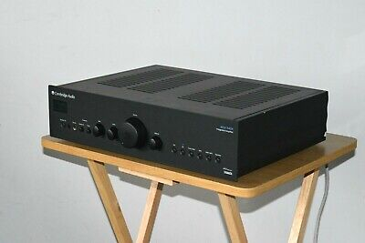 Cambridge Audio Azur 540A Stereo Integrated Amplifier Hi-Fi Separate - Pre-Out's