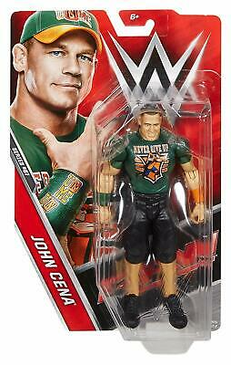 Wwe Wrestling Figure Mattel John Cena #67 Boxed Brand New
