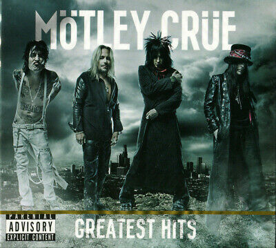 MOTLEY CRUE 38 Greatest Hits 2019 Collection 2CD