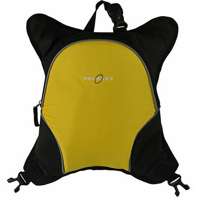 Obersee Baby Bottle Cooler Attachment (Yellow/Black)