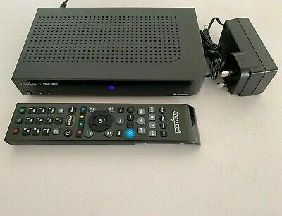 Huawei Youview TalkTalk DN360T Freeview Receiver with Remote