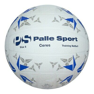 Palle Sport - Ceres Training Netball - Fully Moulded Ball