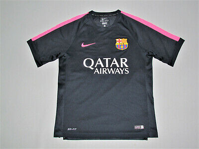 Nike Barcelona Jersey Training Shirt Size M