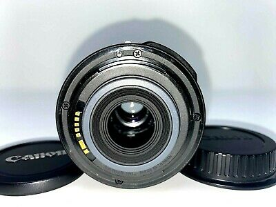 Canon EF-S 18-55mm f/3.5-5.6 IS STM Lens - MINT CONDITION