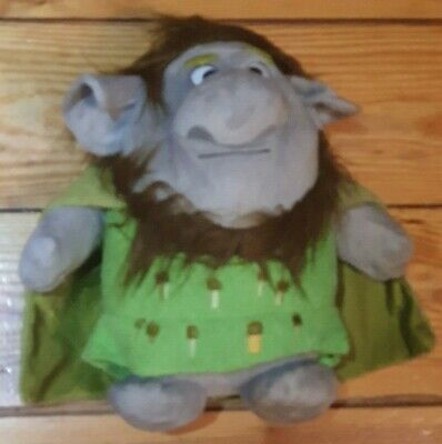 Approximately 25 cm  Disney Frozen Grandpa Troll Disney Collection Soft Toy