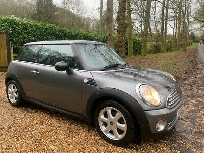 MINI Hatch 2010 (10 reg) 1.4 One Graphite 3dr AUTOMATIC. 2 owners in total