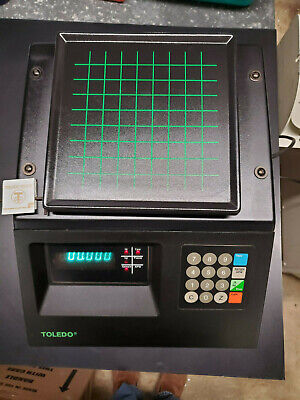 Toledo Scale * Model 3200 * 10 Pound Postal Scale * Excellent Condition